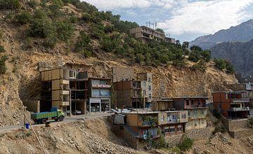 Iran: Uraman Takht van Maarten Verhees