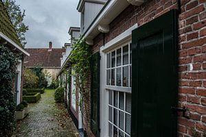 Steeg in Leeuwarden van Maarten Remans