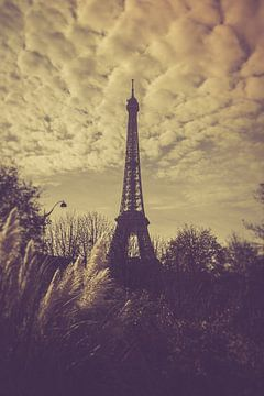 Paris Eiffelturm von Tonny Visser-Vink