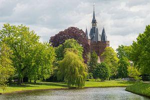 Sassenpoort in Zwolle van Peter Apers
