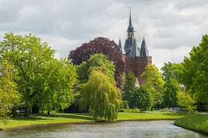 Sassenpoort in Zwolle van