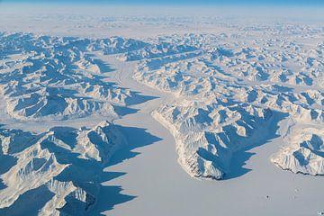 Grönland im Frühjahr von Peter Leenen