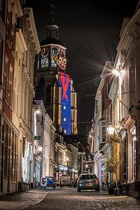 De Peperbus tijdens Carnaval in Bergen op zoom van