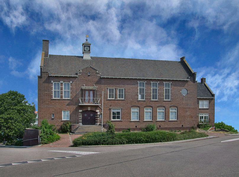 Oude raadshuis gemeente Arkel van Rens Marskamp
