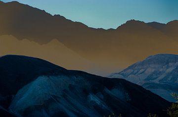Terra blauw van FotoNederland / Henk Tulp