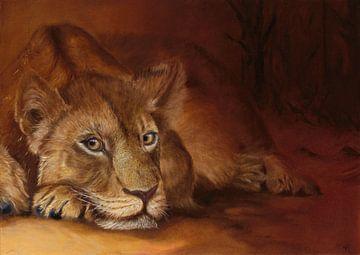 Der goldene Wächter von Nanda Hoep