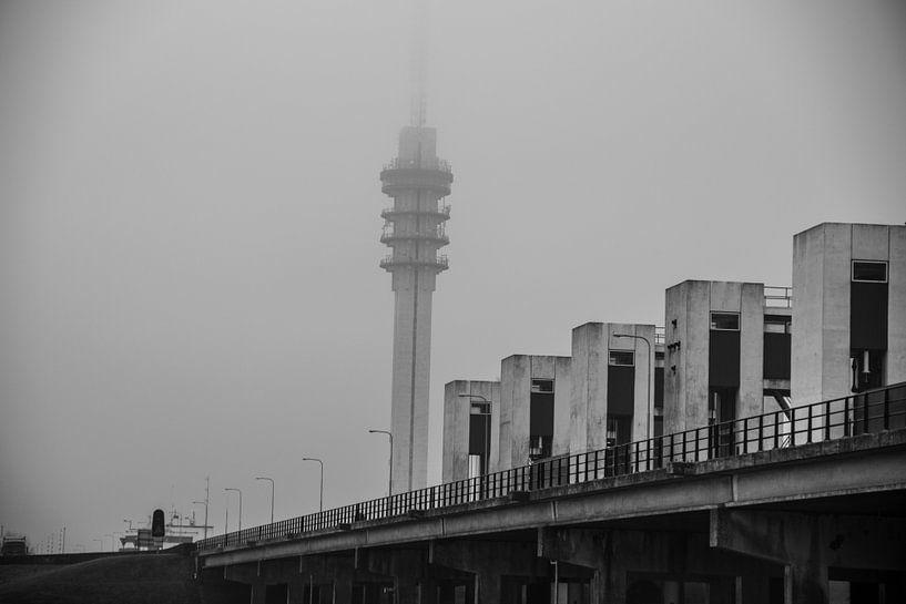 Radio toren van Wouter van Rheenen
