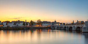 Panorama Maastricht van Michael Valjak