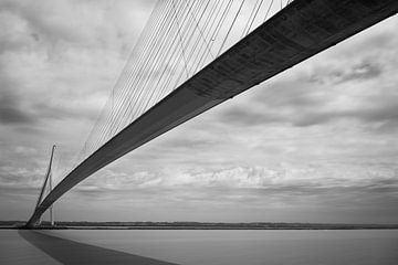 Le Pont la normandie sur Virginie Van Baelen