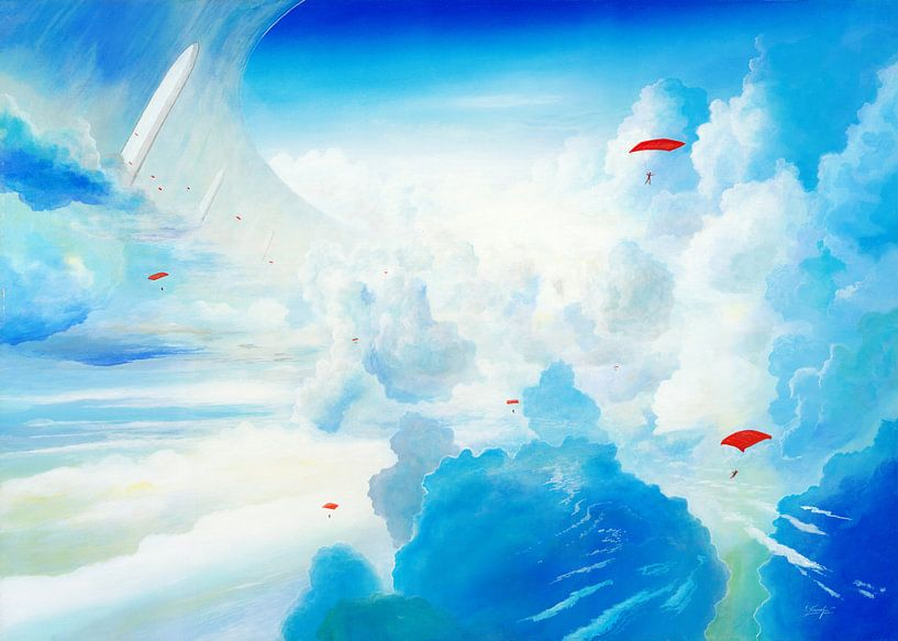 Höhenflug van Silvian Sternhagel