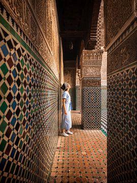 In der Moschee von Niek Wittenberg