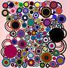 Composition abstraite 136 van Angel Estevez thumbnail