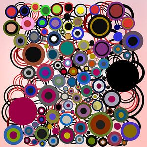 Composition abstraite 136