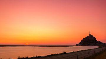 Sunset van John Monster