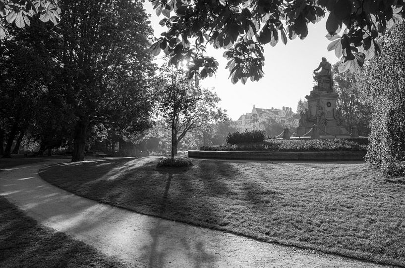 Vondelpark van Hugo Lingeman