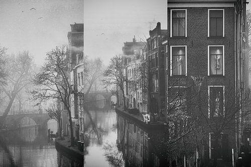 Drieluik Lichte en Donkere Gaard in Utrecht