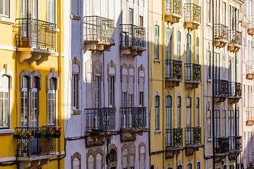 Altstadt von Lissabon von Werner Dieterich