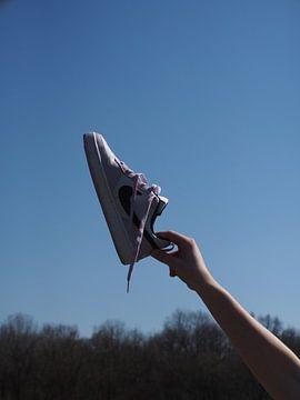 Shoe in the sky van Inge Willems