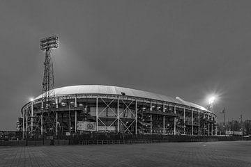 Feyenoord Rotterdam stadion de Kuip 2017 - 16 van