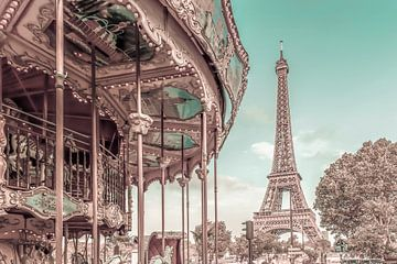 Typisch Parijs | stedelijke vintage stijl van Melanie Viola