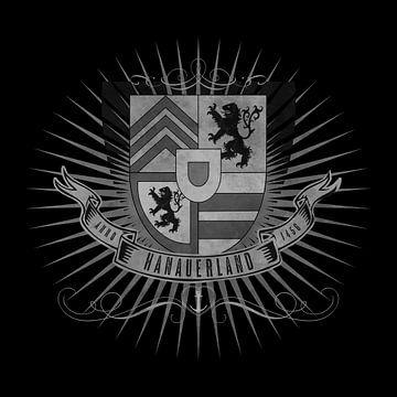Hanauerland Wappen, Anker, Herz von Kahl Design Manufaktur