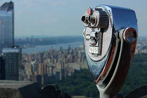 new york city ... distant view I
