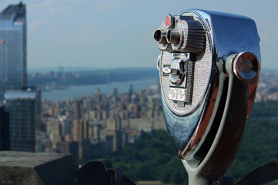 new york city ... distant view I van Meleah Fotografie
