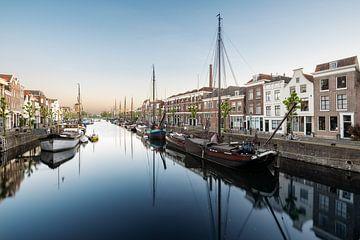 Delfshaven van Luc Buthker