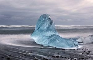 Blauwe IJsberg, IJsland