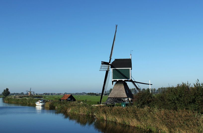 Het Hollands Landschap van Yvonne Blokland