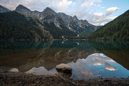 Bergmeer in de Dolomieten