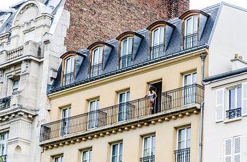 Modèle de balcon sur Emil Golshani