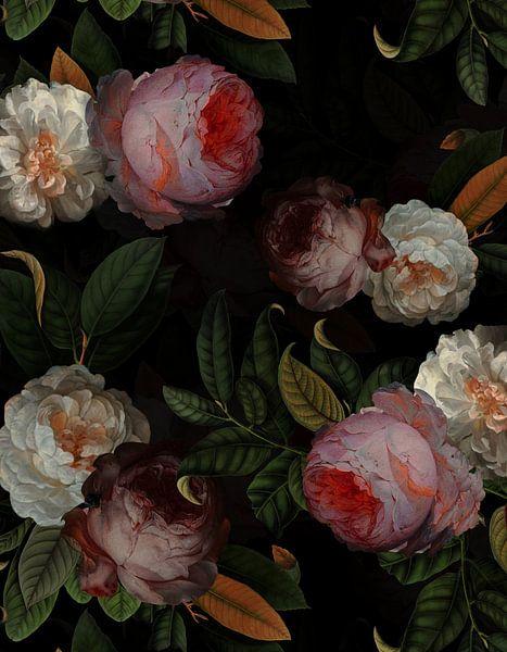 Jan Davidsz. de Heem Rosen von Uta Naumann