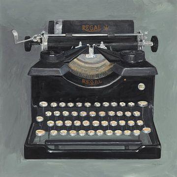 Klassieke typemachine, Avery Tillmon van Wild Apple