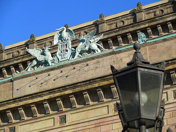 Braunschweiger Staatstheater, Detailansicht