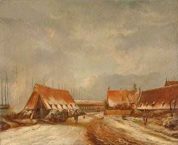 Die Kasematten für Naarden, Pieter Gerardus van Os