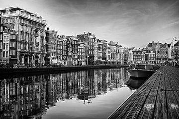Rokin, Amsterdam von Henk van Brecht