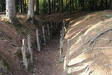 Loopgraven van matthijs iseger