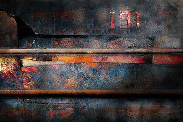 Hafenmauer_kreativ_191 von Manfred Rautenberg Photoart