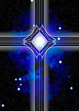 Mighty energy cross van Leopold Brix
