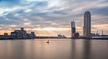De Rijnhaven Rotterdam von Rob van der Teen