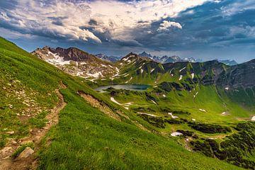 Schrecksee in den Allgäuer Alpen von MindScape Photography