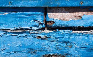 de oude boot van Andreas Wemmje