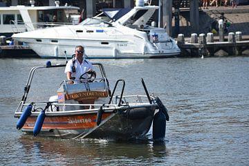 Capitaine de port Volendam