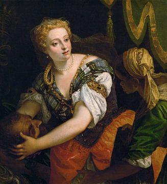 Judith mit dem Oberhaupt des Holofernes, Paolo Veronese