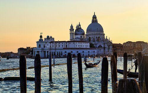 Venetië. Santa Maria della Salute