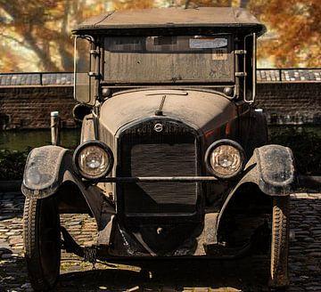 Antieke Studebaker een Oldtimer