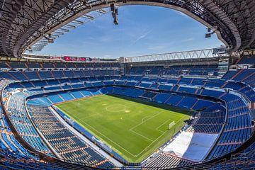 Estadio Santiago Bernabéu - Madrid - 1 von Nuance Beeld