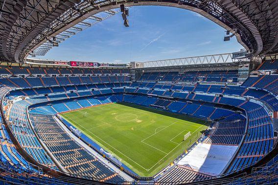 Estadio Santiago Bernabéu - Madrid - 1