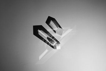 abstracte minimalistische fotokunst sur Anneloes van Dijk